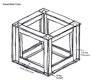 How to Create Seamless SEG FabricCorners at AGAM Aluminum Modular System