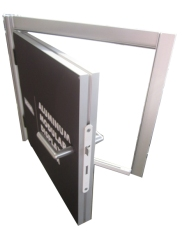 New Product Launch at AGAM - FH Door
