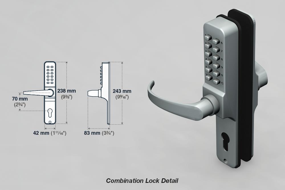 Combination Door Lock   AGAM BLOG